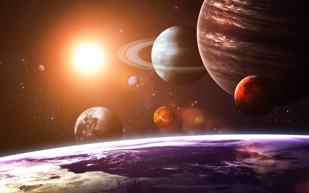 Što je sunčev sustav