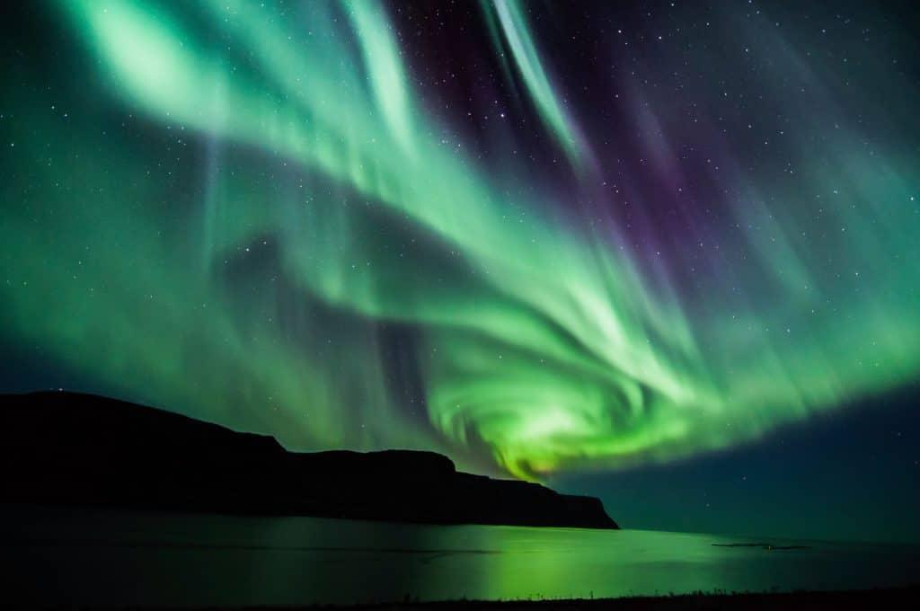 Kako nastaje polarna svjetlost