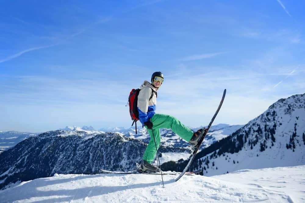 Kako naučiti skijati