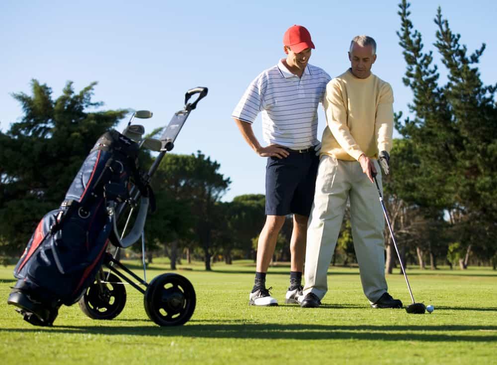 Kako se igra golf