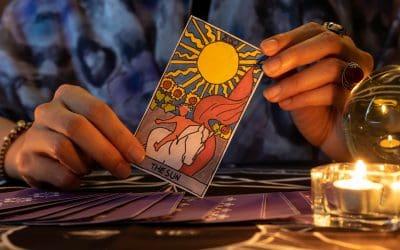 Tarot karte otvarnja